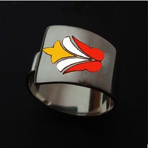 Tulipános gyűrű