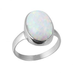 Nemes opálos arany gyűrű